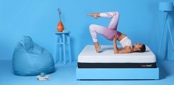 Sleepyhead vs wakefit mattress